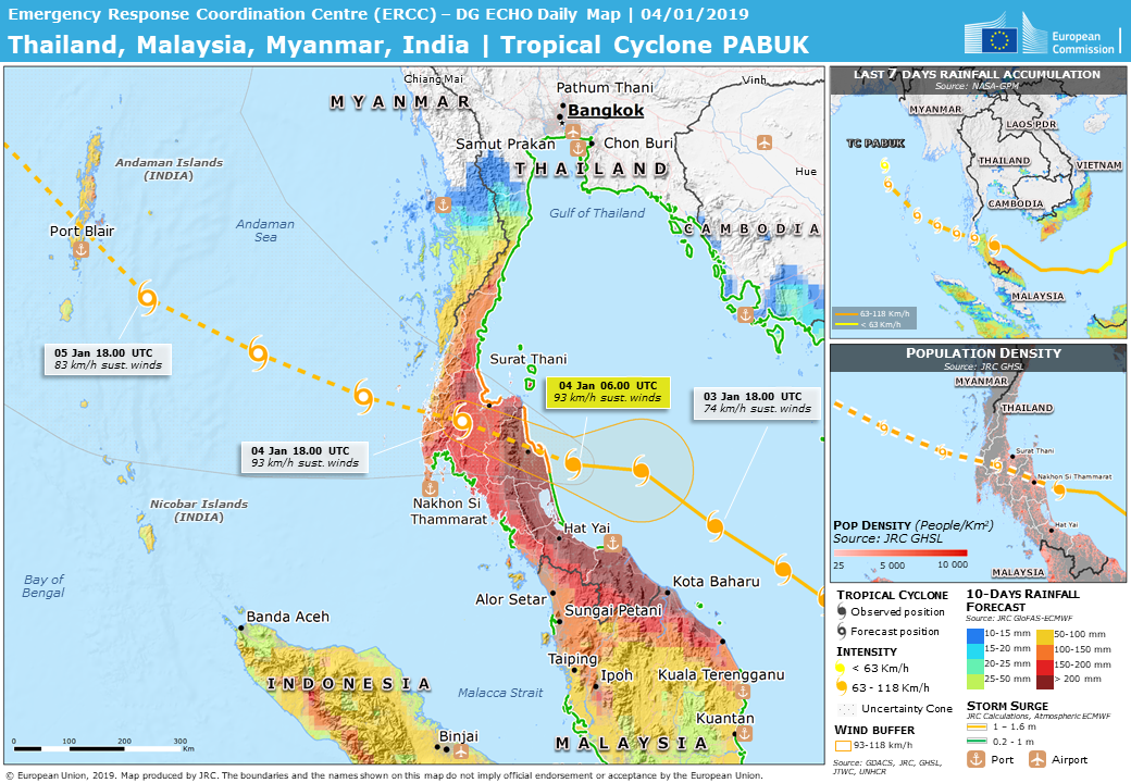 Flood Zone Map Florida.Gdacs Global Disaster Alerting Coordination System